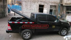 China Mazda BT-50 Fiberglass pickup Bed cover on sale