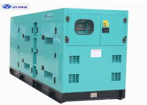 China Low Noise Enclosed Standby Silent Diesel Power Generators For Home on sale