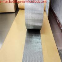 China Twilled reversible dutch mesh/reverse Dutch weaving pattern wire mesh/cloth belts for chemical food and pharmacy on sale