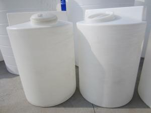 528 Gallon Chemical Storage container Plastic dosing tank LLDPE