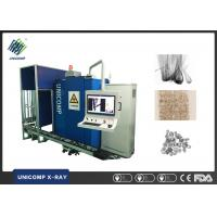 Biological Inline NDT X Ray Equipment Plants System Inspection Detector