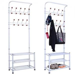 China Portable Retail Clothing Display Racks , Free Standing Merchandise Display Racks on sale