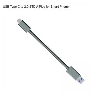 China Foxconn  USB Type-C Cables,Type-C 2.0  to USB 2.0 STD A  Plug for Smart Phone,Notebook,Tablet PC on sale