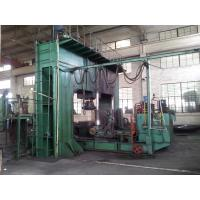 Professional Tank Head Spinning Machine For Pressure Vessel / CNC Metal Spinning