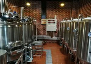China Professional Home Beer Brewing Equipment Home Brew System Pressure Auto Control on sale