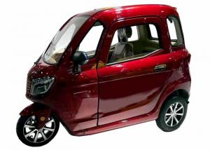 China 60V1000W Rear Wheels Drive Motor Three Wheel Electric Bike , 45Ah Battery Electric 3 Wheeler on sale