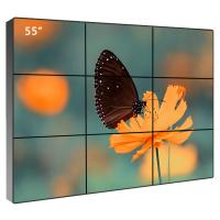 Big Screen Smart Seamless Digital Signage Video Wall Multimedia 1920*1080 Resolution