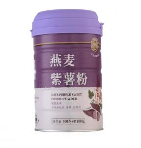 China healthiest meal replacement powder Konjac Oats and  Purple Sweet Potato Flavor on sale