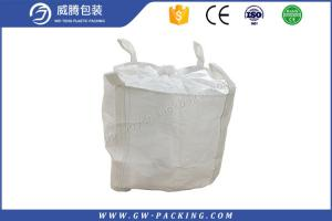 Quality Recyclable 100% Virgin material PP Jumbo Big Bag with four loops, Ventilated for sale