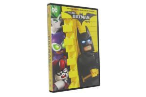 China The LEGO Batman Movie DVD Animation Action Adventure Movie DVD For Family Kids Wholesale on sale