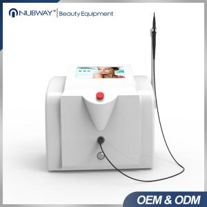 China Nubway immediately Results 30MHz high frequency RBS Spider Vein Removal Machine for blood vessel removal on sale