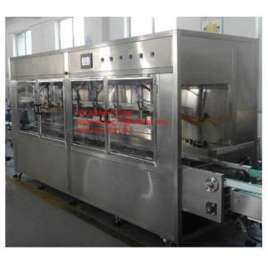 China ZLDG automatic cooking oil filling machine on sale