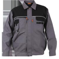 fashion Cotton Softshell Workwear mens gray jacket durable clothing