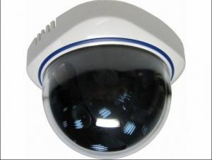 China 3 Axis Motion Detection Mini Vandal Proof CCTV Camera , IR Range 30m on sale