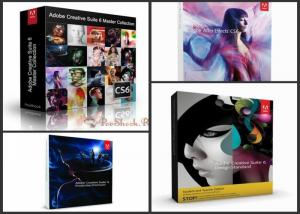 China Adobe Activation Key , Creative Suite 6 Master Collection on sale
