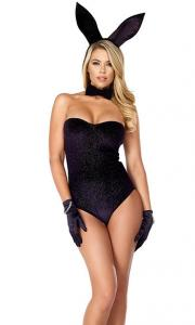 China Haute Hopper Sexy Bunny Costume Wholesale with Size S to XXL Available on sale