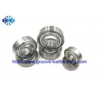 China S6206ZZ Double Shielded Stainless Steel Ball Bearing 6206 ZZ 440 Material on sale