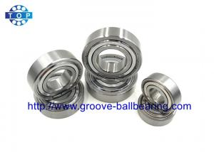 China Stainless Steel Ball Bearing S6206ZZ , Double Shielded 6206 ZZ, 440 Material on sale