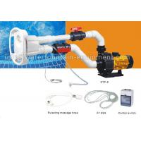 Swimming Training Self Priming Pool Pumps For Above Ground Pools IP55 Protection