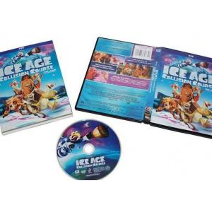 Quality Funny Cartoon DVD Box Sets Ultra HD With French / Spanish Dubbed for sale
