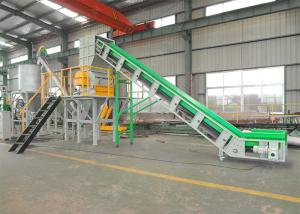 China SNPC - 800 Plastic Crusher Machine YUREFON , 37 KW Pet Bottle Shredder Machine on sale