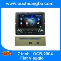 Ouchuangbo Car DVD Stereo System for Fiat Viaggio Auto Multimedia Kit Bluetooth TV Radio P