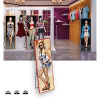 Poster Indoor Advertising LED Display , P2.5 Mirror LED Display Advertising