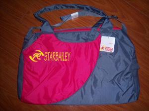 China DUFFLE GYM SPORTS YOGA CROSS FIT NYLON BAG GIRLS WOMEN travel bag on sale
