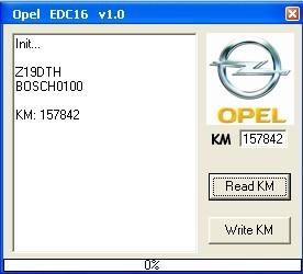 Quality Opel KM Tool for sale