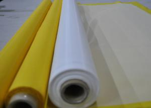 China High Tension 43T-80 Polyester Silk Screen Printing Mesh for Textile Printing on sale