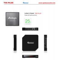 China Amlogic S905 Quad Core Tv Box T9S PLUS Android 5.1.1 Lollipop 2GB+16GB 4K android media player on sale