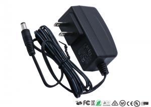 China CE UL GS RoHS Ac Dc Power Adapter 12w Input 100v - 240v Ac 50hz / 60hz on sale