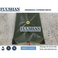 Fuushan 30000 liter Foldable PVC Tarpaulin Water Storage Tank