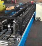 Galvanized Steel Sheet Roll Forming Equipment , Sheet Metal Roll Forming Machines