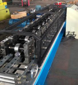 China Galvanized Steel Sheet Roll Forming Equipment , Sheet Metal Roll Forming Machines on sale