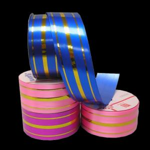 China Wholesale Christmas Gift Wrapping Wired Ribbon Spool on sale