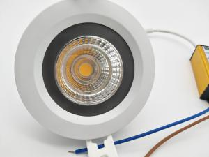 China water proof  IP65 2.5inch 7W downlight ceiling  spot  light COB  650lm CE&Rohs&SAA 5years warrenty on sale