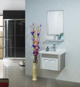 Quality Vanity Square Led Fogless Lighted Shower Mirror Backlit Bathroom  Mirror Anti Fog For Sale