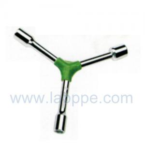 Quality Y1510-China Supplier Wholesale Hand Tool Chrome Y Type Wheel Wrench Used for for sale