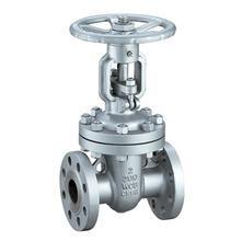 China Water Gate Valve 6 Inch Class 150 RF ASTM A216 WCB Flanged End on sale