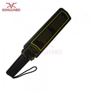 China Rechargeable Hand Held Metal Detectors For Woodworkers Led Indicate 9v Battery on sale