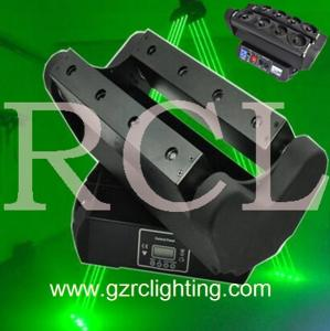 China Green Laser Spider Moving Head Disco Lighting Laser Lights on sale