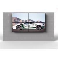 Exhibition Multi Screen Display Wall 42 Inch 350 Nits Brightness 10mm Bezel Width