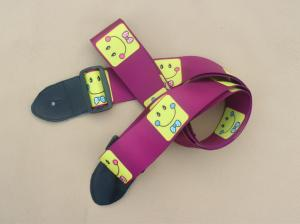 China Promotional high quality guitar strap/belt with free sample on sale