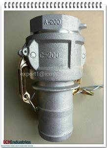 China hot sale high quality low price Aluminium camlock quick coupling type A & C on sale