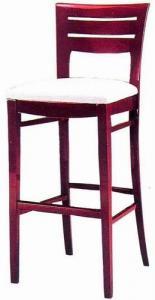 Phenomenal Antique Oak Wood Square Cushion Hotel Bar Stools With Round Dailytribune Chair Design For Home Dailytribuneorg