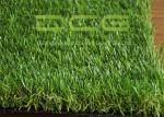 Diamond Shape Fake Grass Carpet Artificial Football Turf For Kids Play Area
