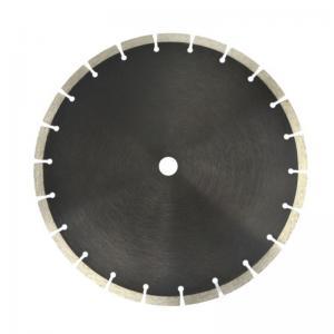High Speed Diamond Cutting Blade , Diamond Concrete Cutting Blades Environmental Protection