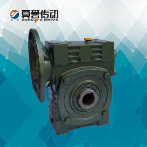 China Miniature Gearbox Worm Gear Speed Reducer / Shaft Mounted Gear Reducer on sale