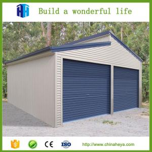 China 2017 Steel structure used prefab warehouse metal shed drawing on sale